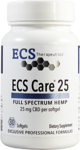 picture of full-spectrum CBD 25 mg